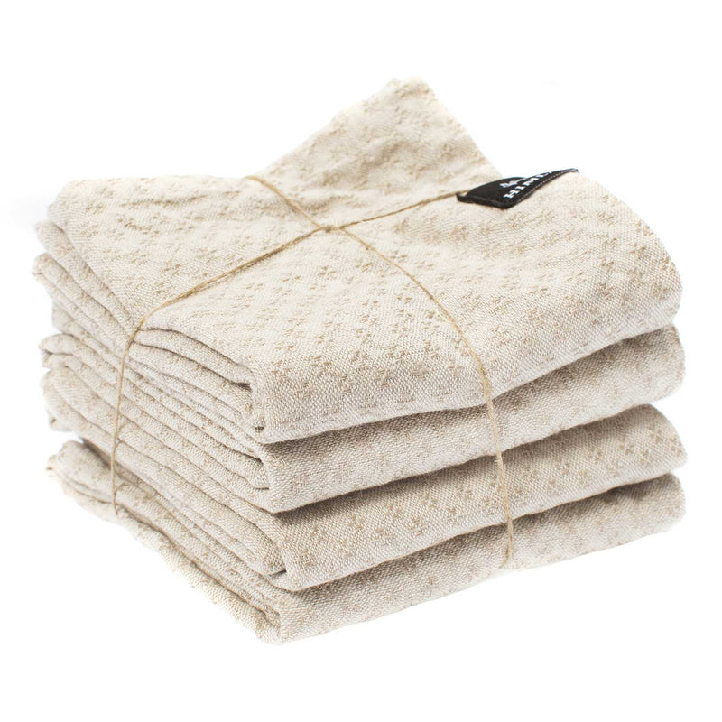 Himla Julia Napkin (4 pack) - Natural