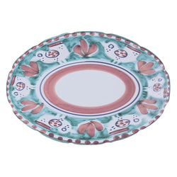 Solimene Green Gallina Oval Platter