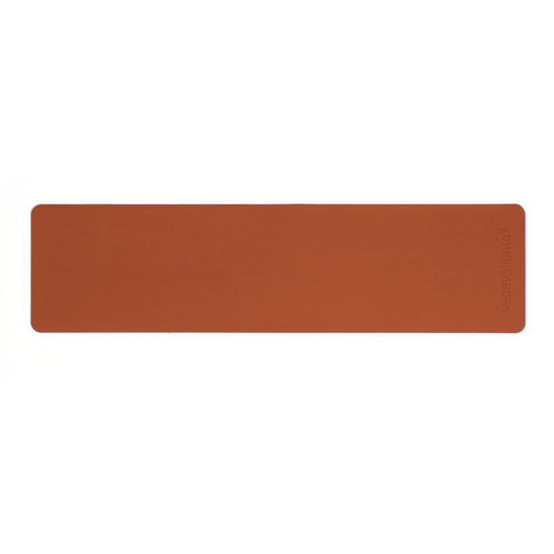 Vacavaliente Leather Rectangular Trivet