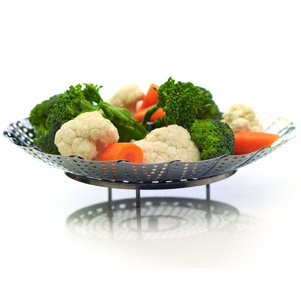 Collapsible Steaming Basket - 28cm
