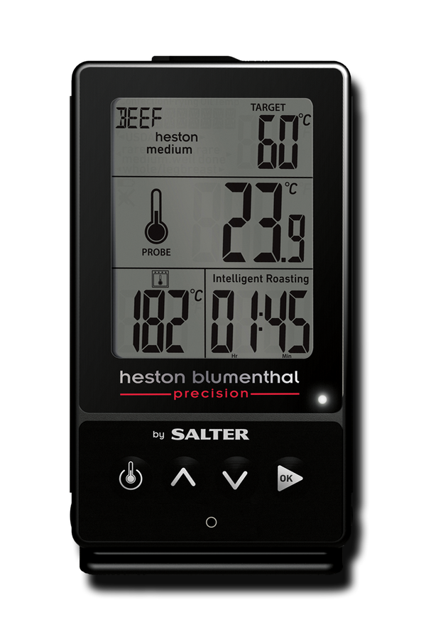 Salter Heston Blumenthal Precision 5-in-1 Digital Thermometer