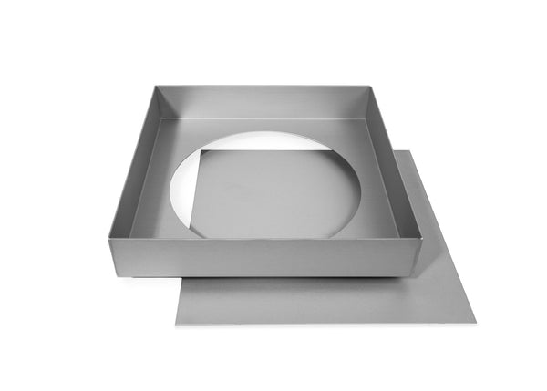 Silverwood Square Sandwich Pan