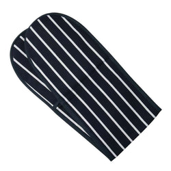 Rushbrookes Butcher's Stripe Double Oven Glove