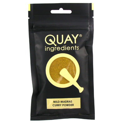 Quay Ingredients Mild Madras Curry Powder - 60g