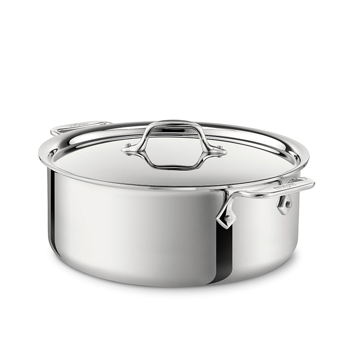 All-Clad D3 Stockpot with Lid - 6Qt / 5.7L