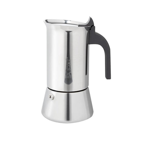 Bialetti Venus Induction Stovetop Espresso Maker - 6 Cup
