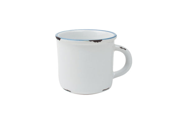 Canvas Home Tinware Espresso Mug -  White