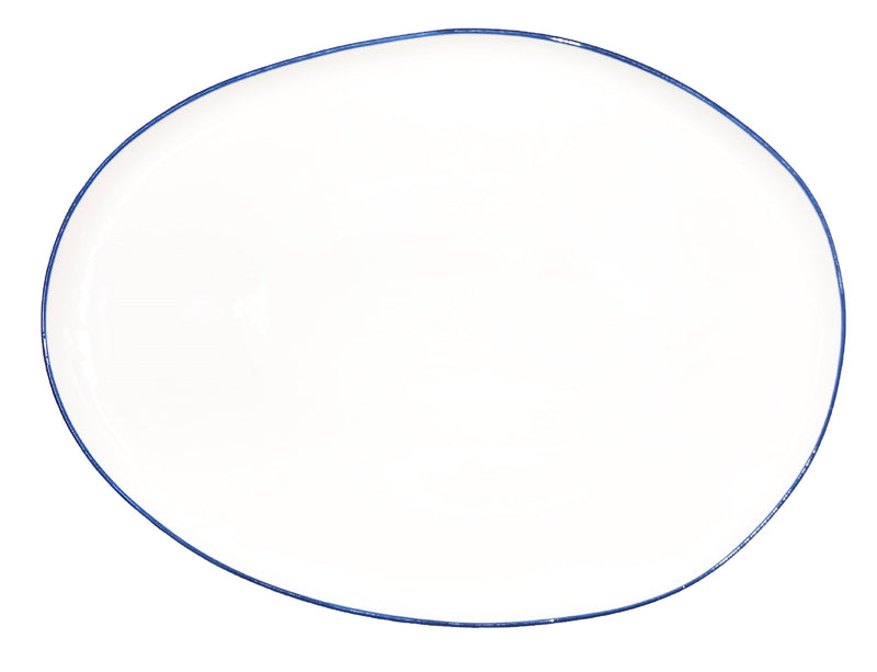 Canvas Home Abbesses Serving Platter - Blue