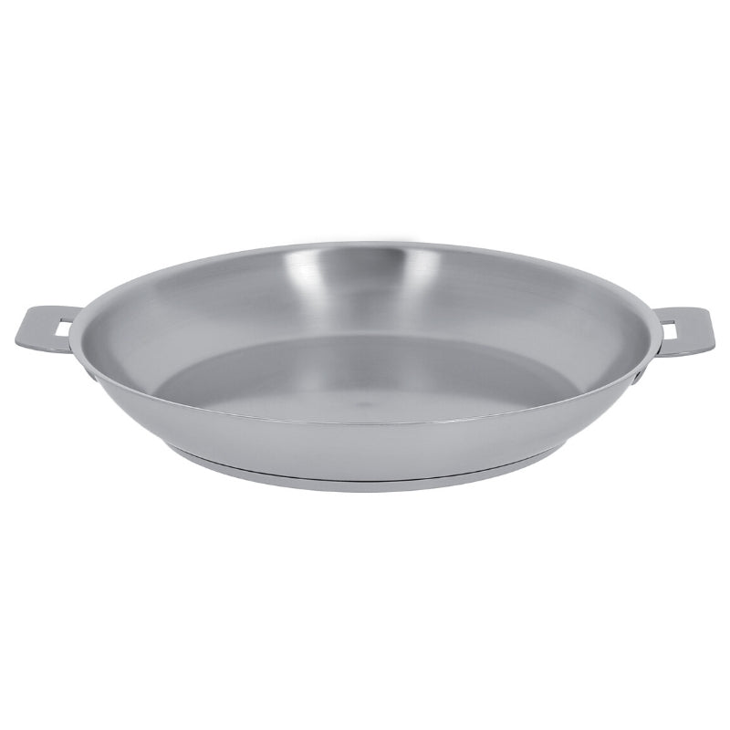 Cristel Strate Stainless Steel Frying Pan (Removable Handle Range) - 30cm