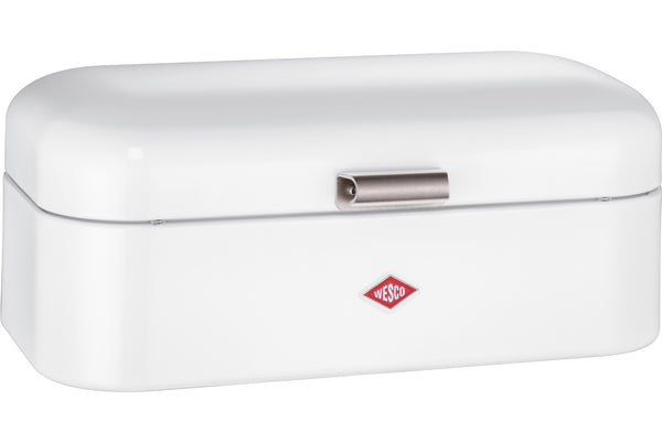 Wesco Large Grandy Breadbin - White