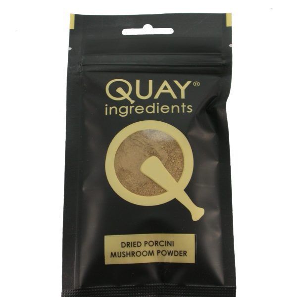 Quay Ingredients Dried Porcini Powder
