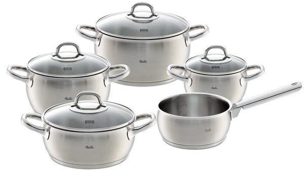 Fissler Valea 5 Piece Cookware Set