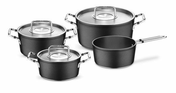 Fissler Luno 4 Piece Cookware Set