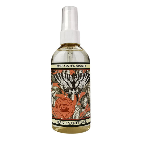 Kew Gardens Hand Sanitizer Spray - Ginger