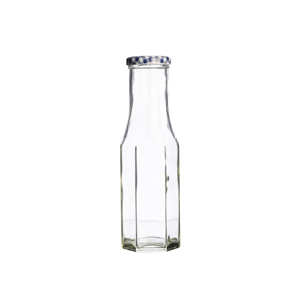 Kilner Hexagonal Twist Top Bottle - 250ml