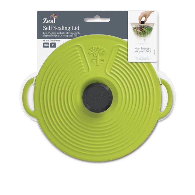 Zeal Silicone Lid - 15cm