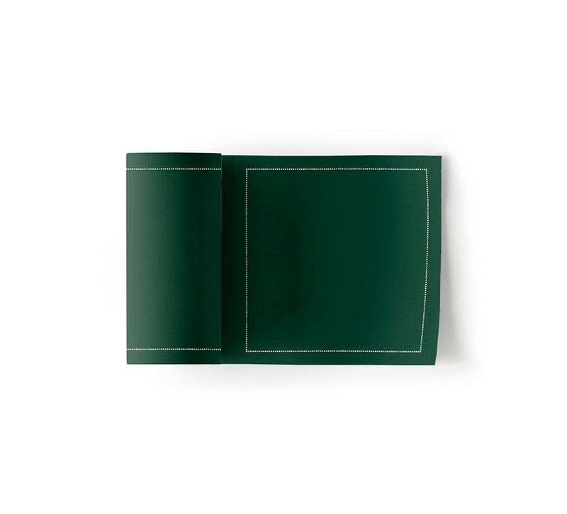 My Drap 50 Piece Coaster Roll - English Green