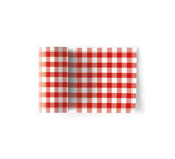My Drap 50 Piece Coaster Roll - Gingham