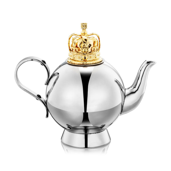Nick Munro Queens Teapot - Large