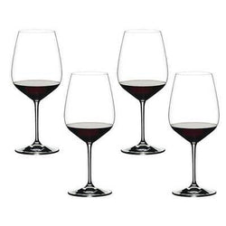 Riedel Extreme Red Wine Glasses - Set of 4