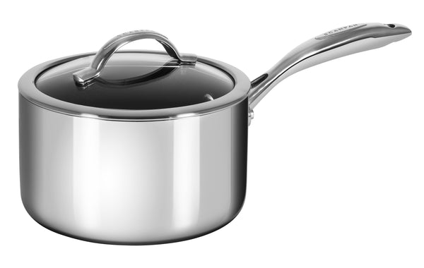 Scanpan Haptiq Saucepan With Lid