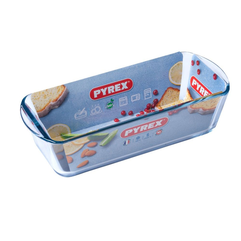 Pyrex 'Bake & Enjoy' Glass Loaf Dish - 31cm
