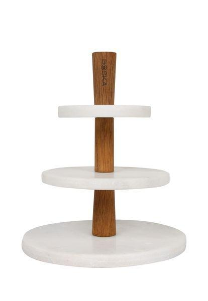 Boska Marble 3-Tiered Stand