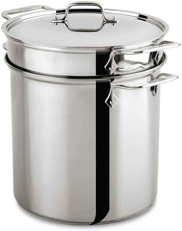 All-Clad Multi Pot Pasta Cooker/Steamer - 12qt