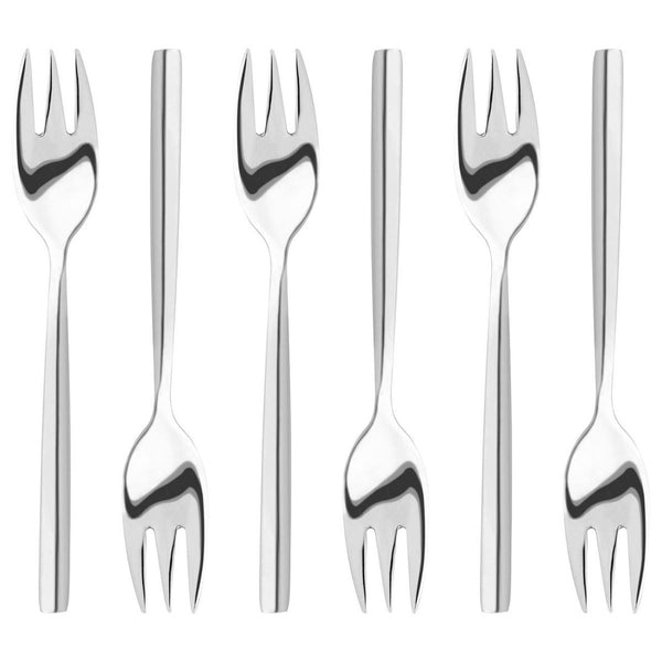 Stellar Rochester Stainless Steel Pastry Forks