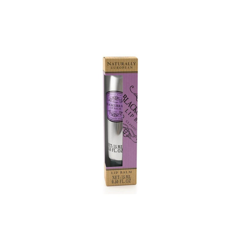 The Somerset Toiletry Company Naturally European Lip Balm - Blackcurrant
