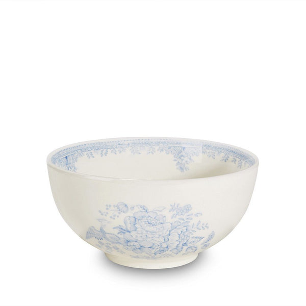 Burleigh Footed Bowl Blue Asiatic Pheasant - 16cm