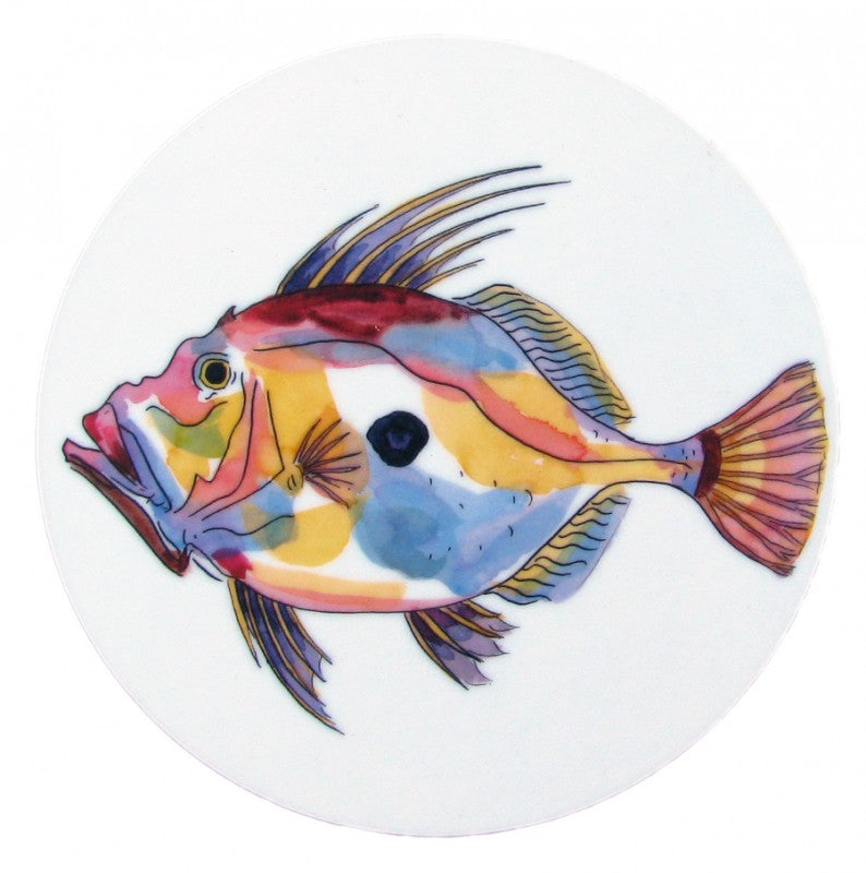 Richard Bramble Coaster - John Dory
