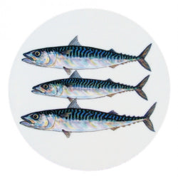 Richard Bramble Coaster - Mackerel