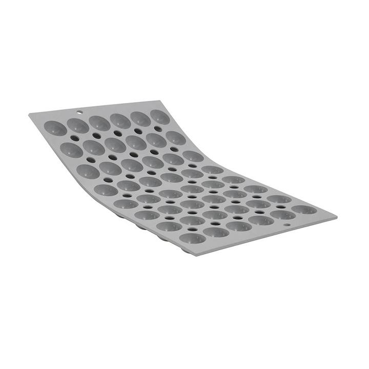 de Buyer 48-Cup Mini Hemisphere Mould