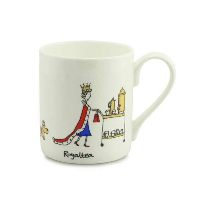 Royal Tea China Mug