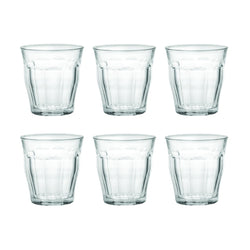 Duralex Picardie Set of 6 Tumbers - 31cl