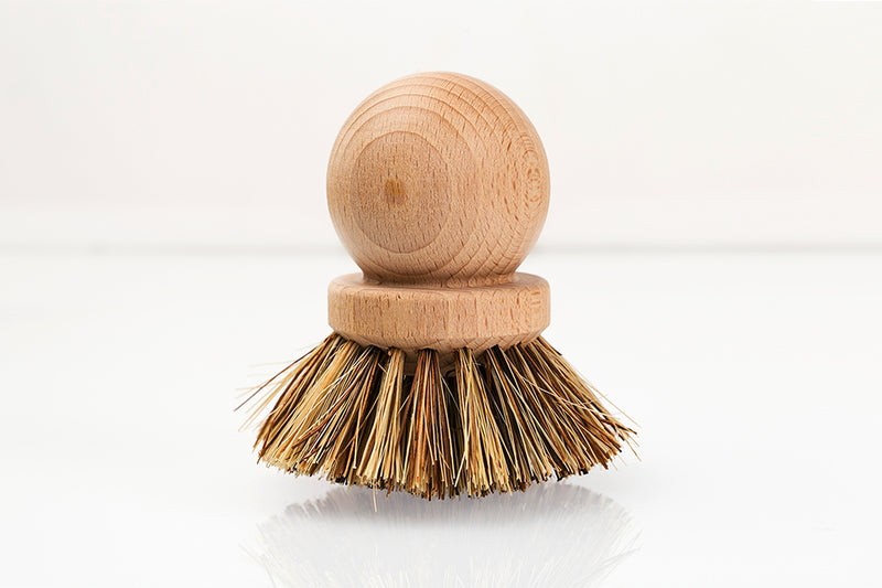 Andrée Jardin Natural French Pan Scrubber Brush - Large