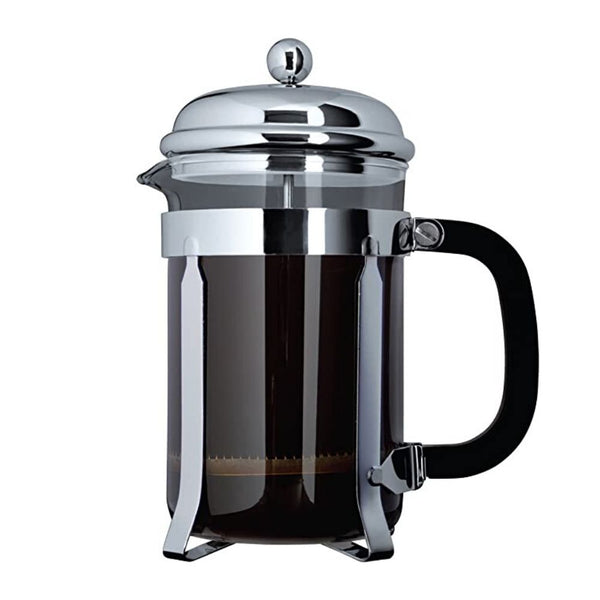 Grunwerg 6-Cup Cafetiere – Chrome