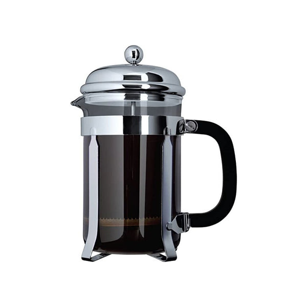 Grunwerg 3-Cup Cafetiere – Chrome