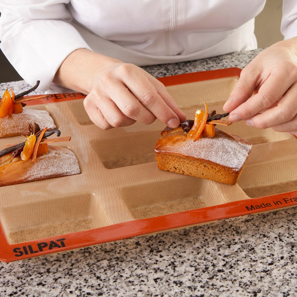 Silpat 9-Cup Mini Loaf Tray