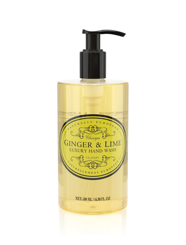 The Somerset Toiletry Company Luxury Naturally European Handwash - Ginger & Lime