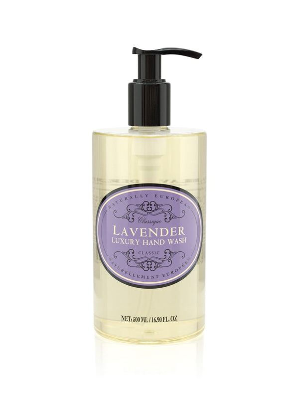 The Somerset Toiletry Company Luxury Naturally European Handwash - Lavender
