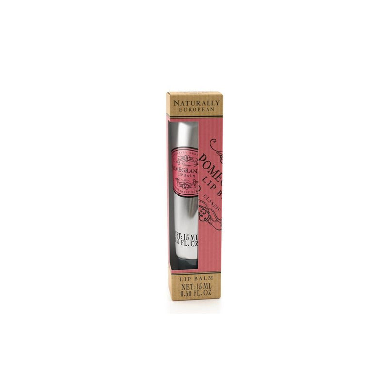 The Somerset Toiletry Company Naturally European Lip Balm - Pomegranate