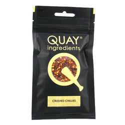Quay Ingredients Crushed Chillies - 35g