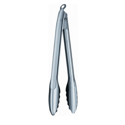 Rösle Stainless Steel Locking Tongs