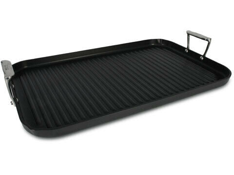 All Clad Hard Anodised Grande Grill Pan