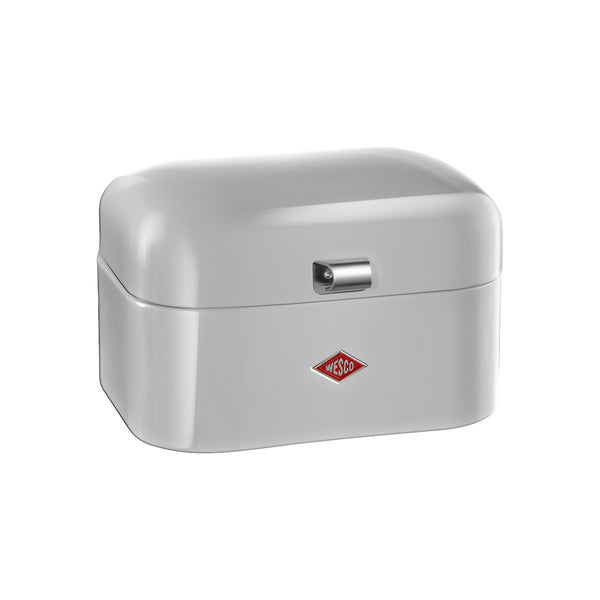 Wesco Grandy Breadbin - Cool Grey Small