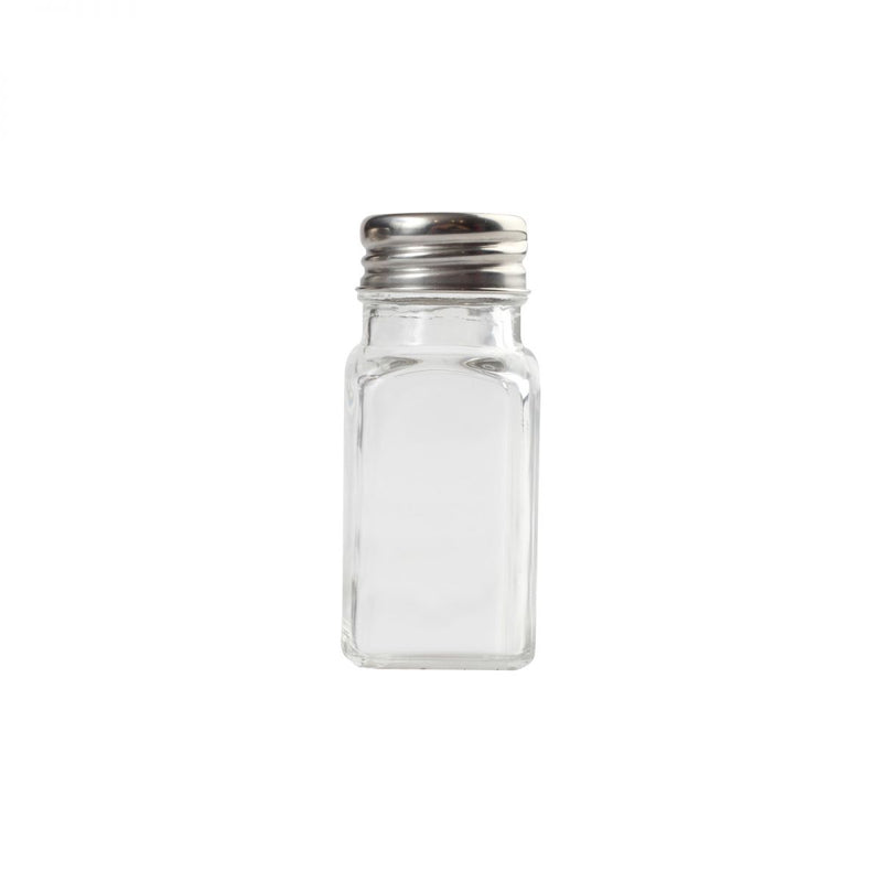 T&G Glass Salt or Pepper Shaker