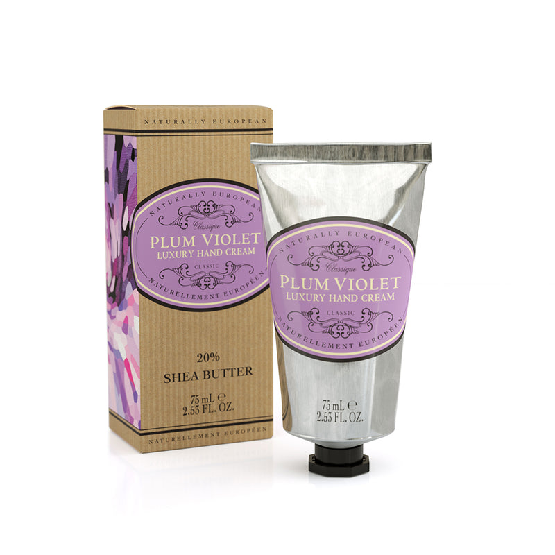 The Somerset Toiletry Company Natural Hand Cream - Plum Violet