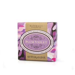 The Somerset Toiletry Company Luxury 150g Natural Soap Bar - Plum